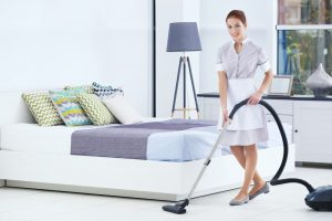 Maid service in Grand Prairie, Texas