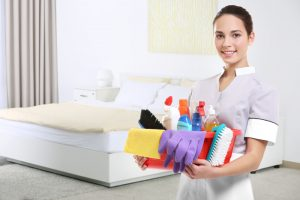 Maid service in Richardson, Texas